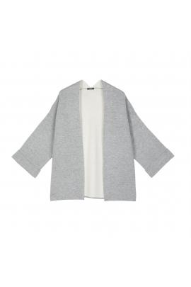 Kimono FUR Grey U