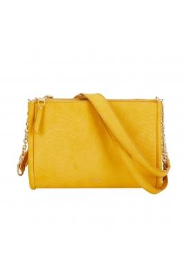 Crossbody Bag CAROL 1 Mustard M