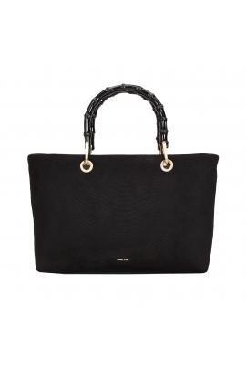 Tote Bag CAROL 1 Black M