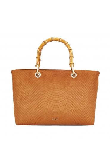 Tote Bag CAROL 1 Camel M