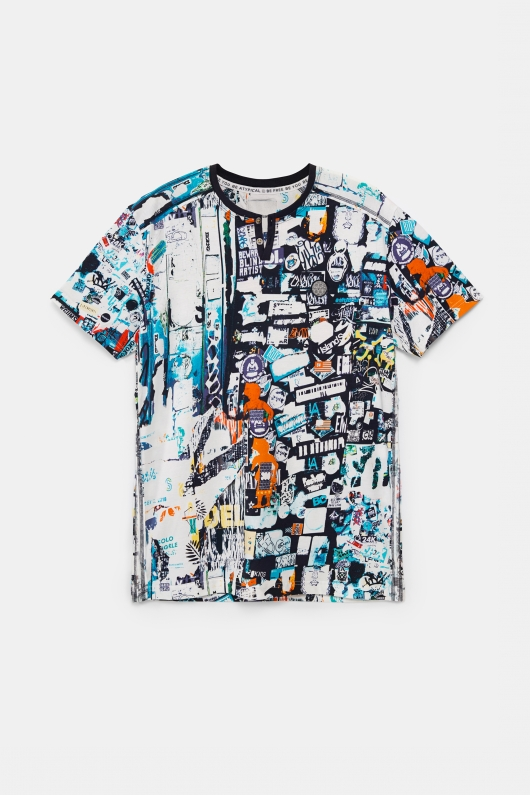 TRICOU URBAN MULTIPRINT