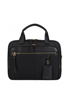 Briefcase ATLAS Black S
