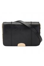 Crossbody Bag WAVY Black M