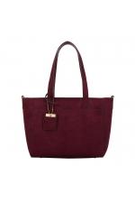 Shopper Bag ARYA 1 Burgundy M