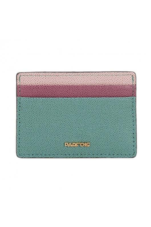 Card Holder SAVANNAH Green S