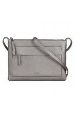 Crossbody Bag CONFETTI Silver M