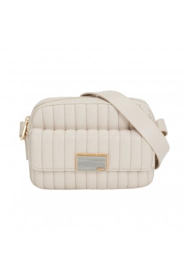 Crossbody Bag BRIOCHE Ecru M