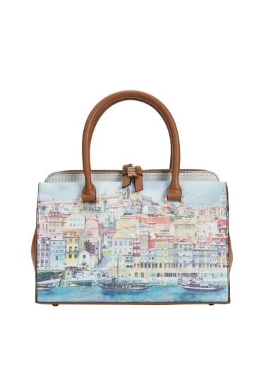 Tote Bag OPORTO Blue M