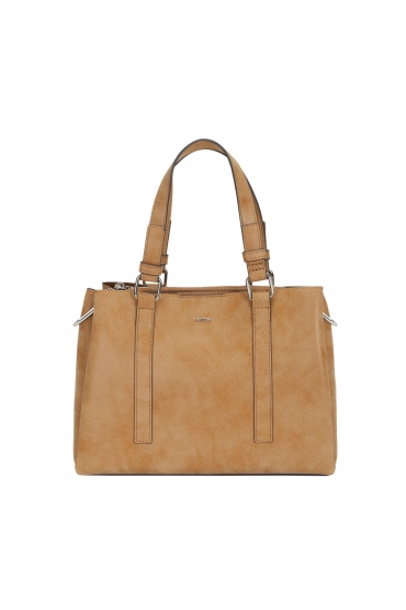 Tote Bag JELLY BASIC Camel M