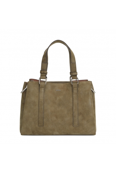Tote Bag JELLY BASIC Khaki M