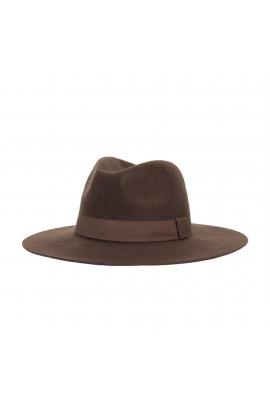 Fedora Hat GENERAL WATCHES Dark Brown U
