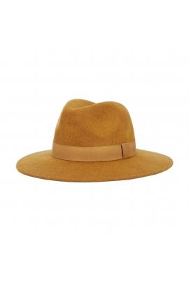 Fedora Hat GENERAL WATCHES Mustard U