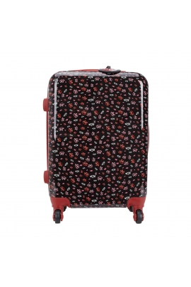 Trolley LOVE TRAVEL Red S