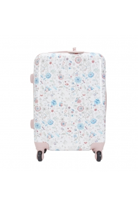Trolley Petal Travel Pink S