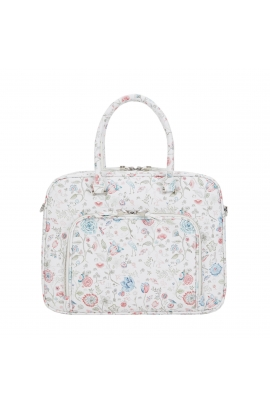 Briefcase Petal Travel Pink L