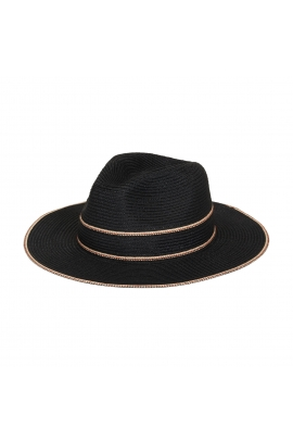 Fedora Hat GENERAL HATS Black U