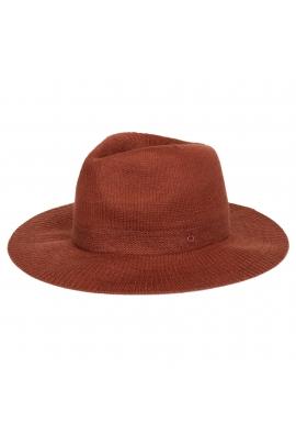 Fedora Hat GENERAL HATS Brown U