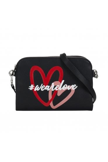 Crossbody Bag Love Black M