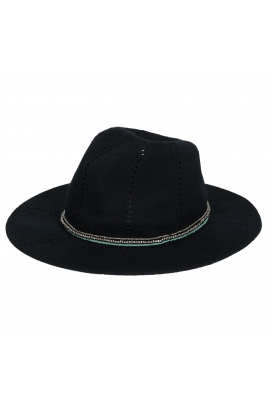 Fedora Hat Black