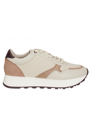 TENISI Running Shoes Nude