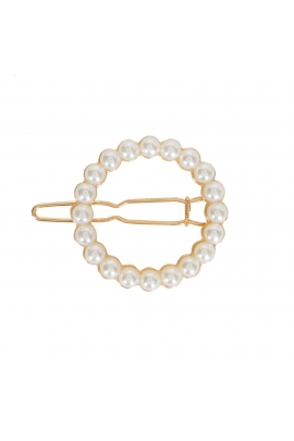Hairpin WINTER FLOWERS Pearl U