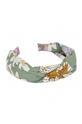 Aliceband WINTER FLOWERS Pastel Multicolor U