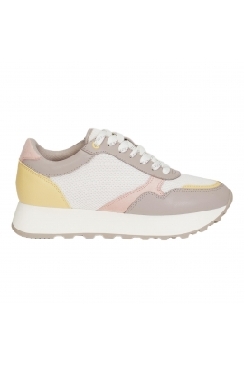 TENISI Running Shoes Pastel Multicolor