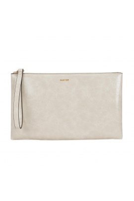 Cosmetic Purse MIMOSA 2 Ecru M