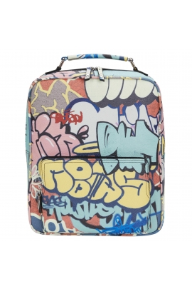 RUCSAC Graffiti Travel Black L