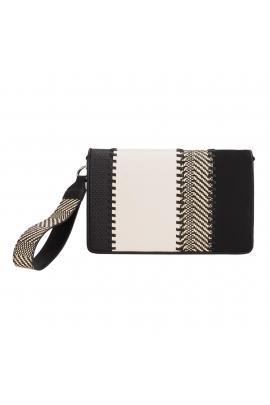 Envelope Bag ZINNIA Black M