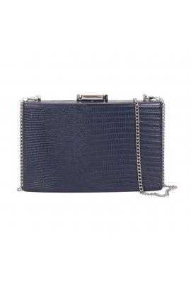 Box Bag BANG  Navy M