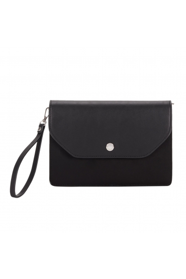 Envelope Bag button Black M