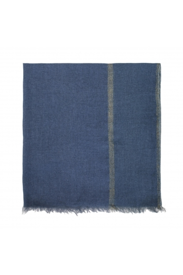Wedding Scarf Party Panel Blue M