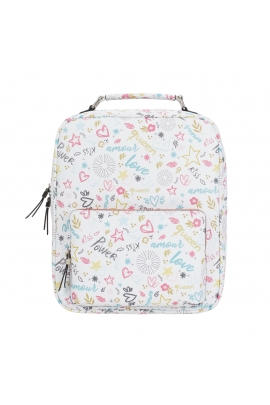 RUCSAC KISS TRAVEL Pink L