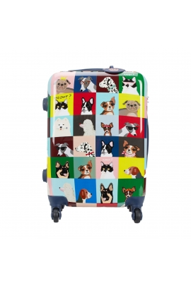 Trolley PIPPA&DOGS Navy S
