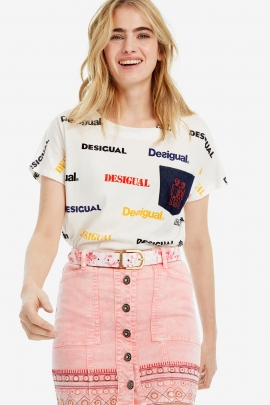 Reversible Print Belt - Calm | Desigual