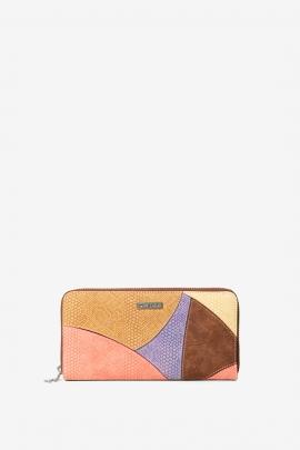 Colour Patch Wallet - Jackie Fiona | Desigual