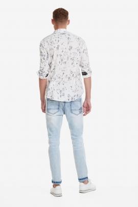 Bolimania Slim Mexico Shirt - Ehud | Desigual