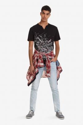 Logomania T-shirt - Ralf | Desigual
