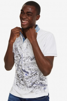 Denim Collar Bolimania Polo - Gabriel | Desigual