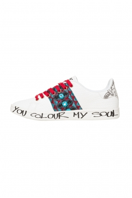 Trainers - Cosmic Exotic Tropical | Desigual