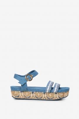 Platform sandals - Triumph Exotic | Desigual