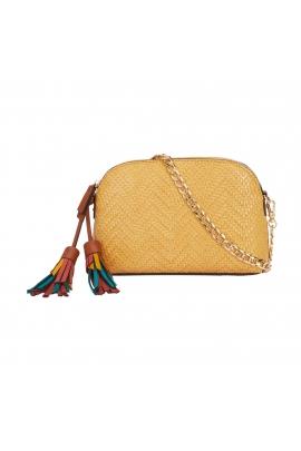 Crossbody Bag BALI Mustard M