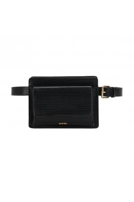 Crossbody/Belt Bag MIMOSA 3 Black M