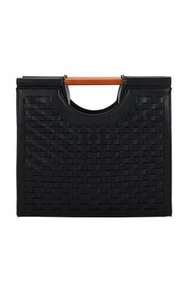 Shopper Bag MIMOSA 2 Black M