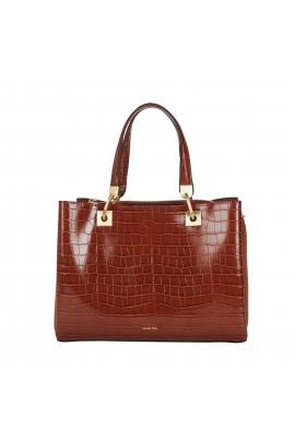 Shopper Bag MIMOSA 1 Camel M