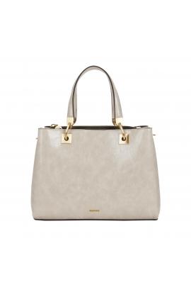 Shopper Bag MIMOSA 2 Ecru M