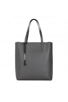 Shopper Bag POKER Grey M