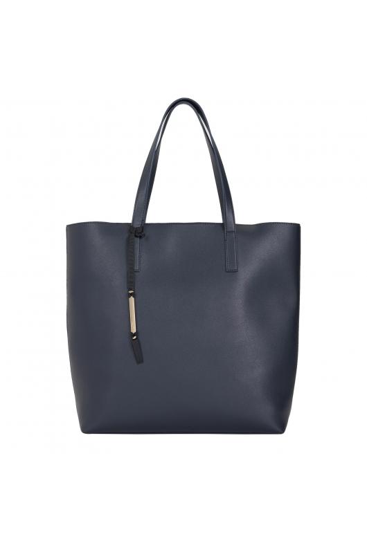 Shopper Bag POKER Navy M