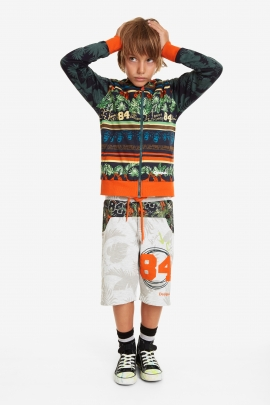 Boys' Reversible Sweatshirt - Enrique | Desigual
